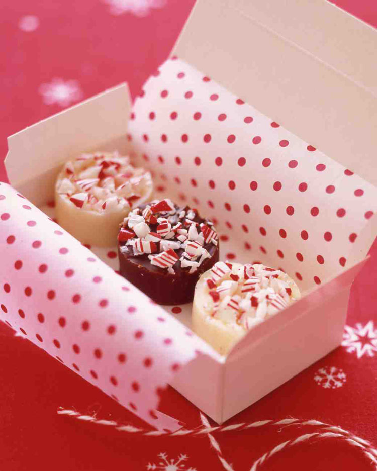 Surprise someone special with homemade christmas gifts for Homemade christmas candy gift ideas