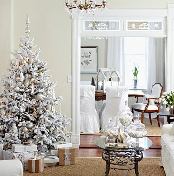 Beautiful Christmas Trees Decoration Ideas Photos And