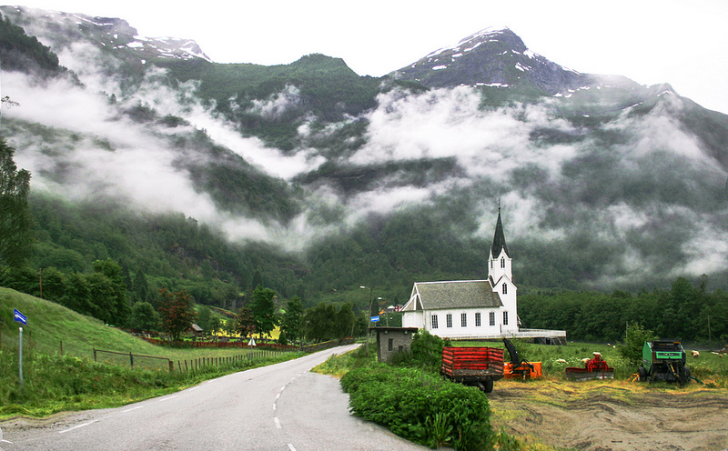 Small Towns In Norway So Beautiful It Actually Hurts