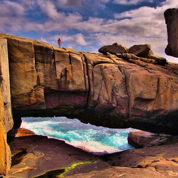Hidden Away In The Scenic Beauty Of The Natural Bridge