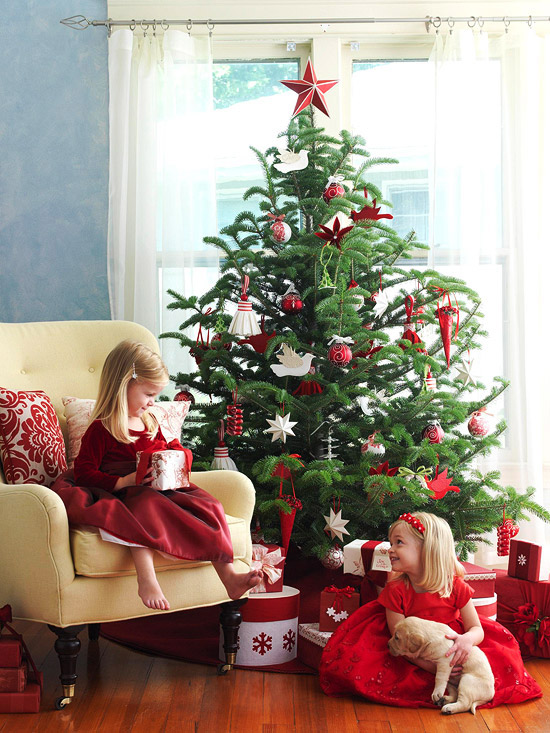 Top 25 Best Christmas Tree Decoration Ideas Amp Trends 2019
