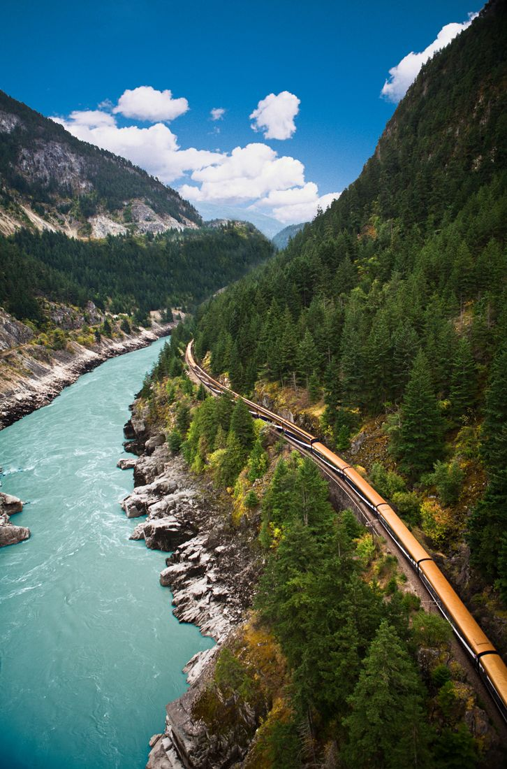 Take An Unforgettable World S Most Scenic Train Rides