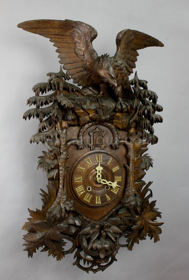 Bird Watchers And Cuckoo Clocks
