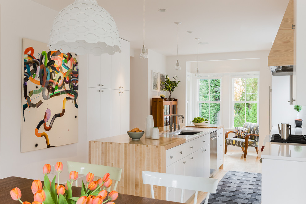 A Well Designed Modular Kitchen Will Add More Space To
