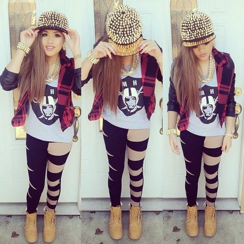 61fee4e72a34 What to Wear Timberland Girls  20 Suggestions for Your Next Going Out