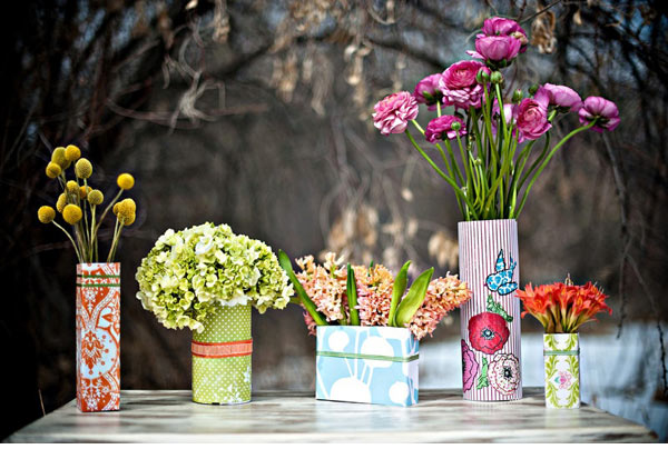 4 Great Diy Vases