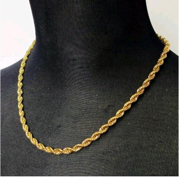 26 gold necklace designs ideas you�ll actually want to