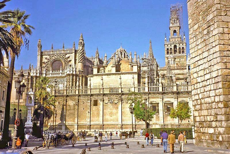 Cathedral of Seville, Seville, Spain