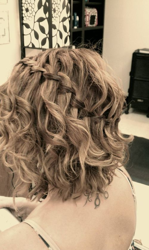 Most Delightful Wavy or Curly Hairstyles for Short, Half Long and Long Hair | EcstasyCoffee