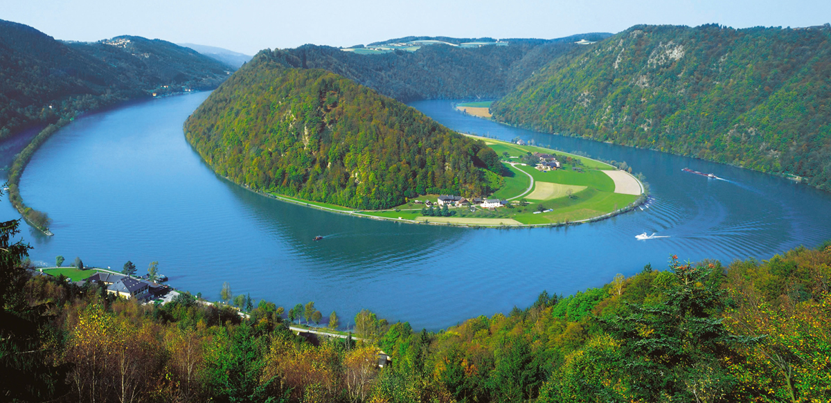 Top 10 Longest Rivers In Europe Major Rivers Of Europe