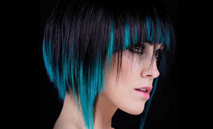 35 Latest Popular Emo Hairstyles For Girls