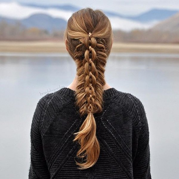 Top 50 French Braid Hairstyles You Will Love