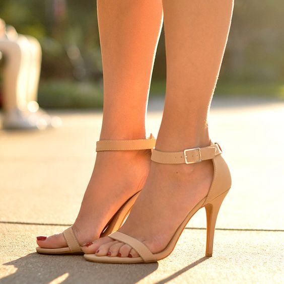 Charlotte Russe Heels I Like My Women Like I Like My Coffee
