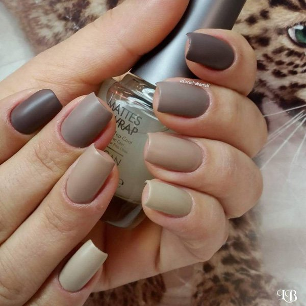 Matte Nail Polish Trend 2016 | Hession Hairdressing