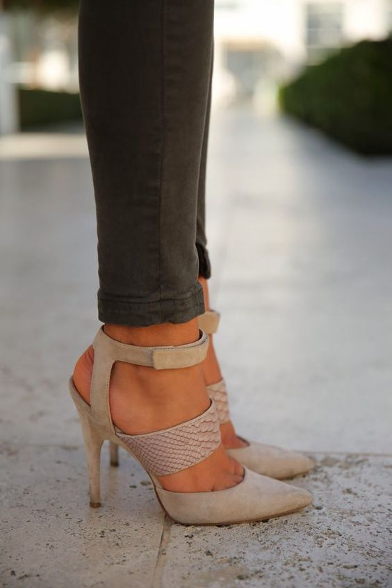 70 Cute And Cool High Heel Shoes You D Love To Wear