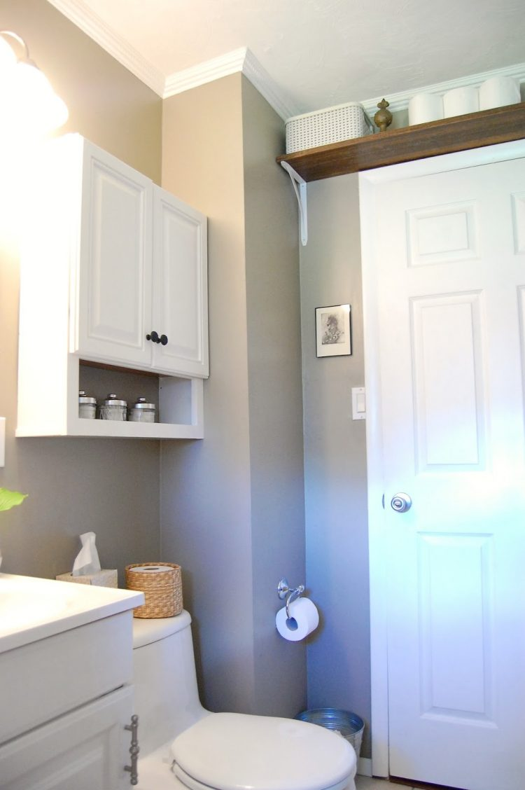 60 Brilliant And Practical Diy Bathroom Storage Ideas