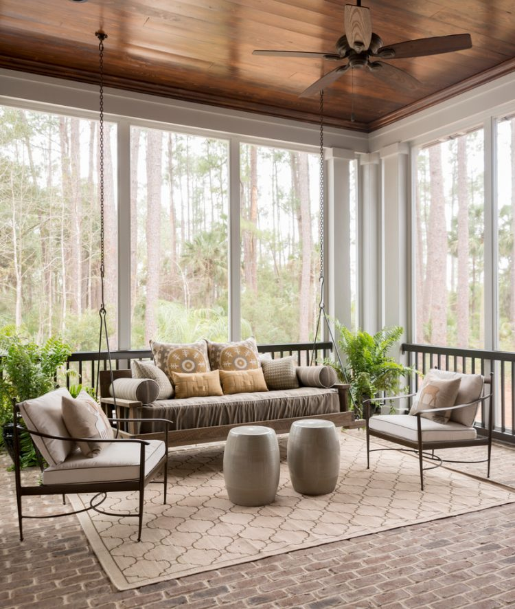 sunroom decor. 40 Stunning Ideas And Decorating Pictures Of Bright Sunroom Designs Ecstasy Decor