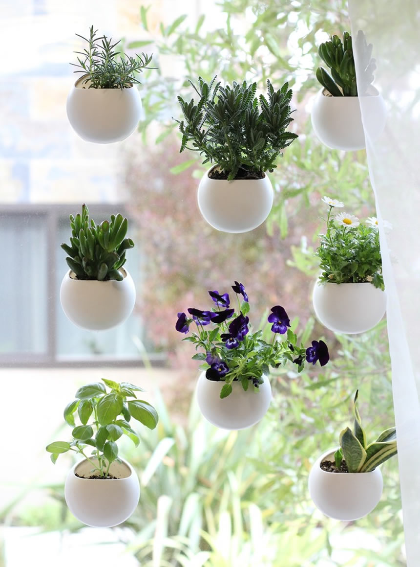 30 Inspiring And Creative Vertical Gardening Ideas That