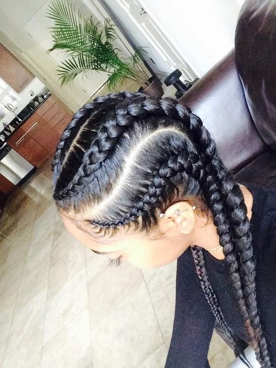 40+ Super Cute And Creative Cornrow Hairstyles You Can Try