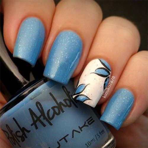 Cool Nail Designs For Fall: 40 Gorgeous Fall Nail Art Ideas To Try This Fall