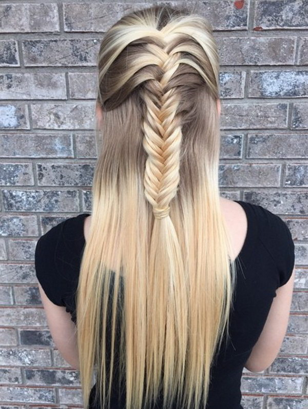 30 Fashionable Half-Up Half-Down Hairstyles To Make You ...