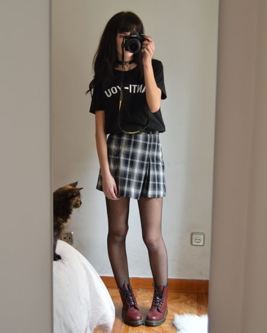What grunge outfits tumblr skirts fashion
