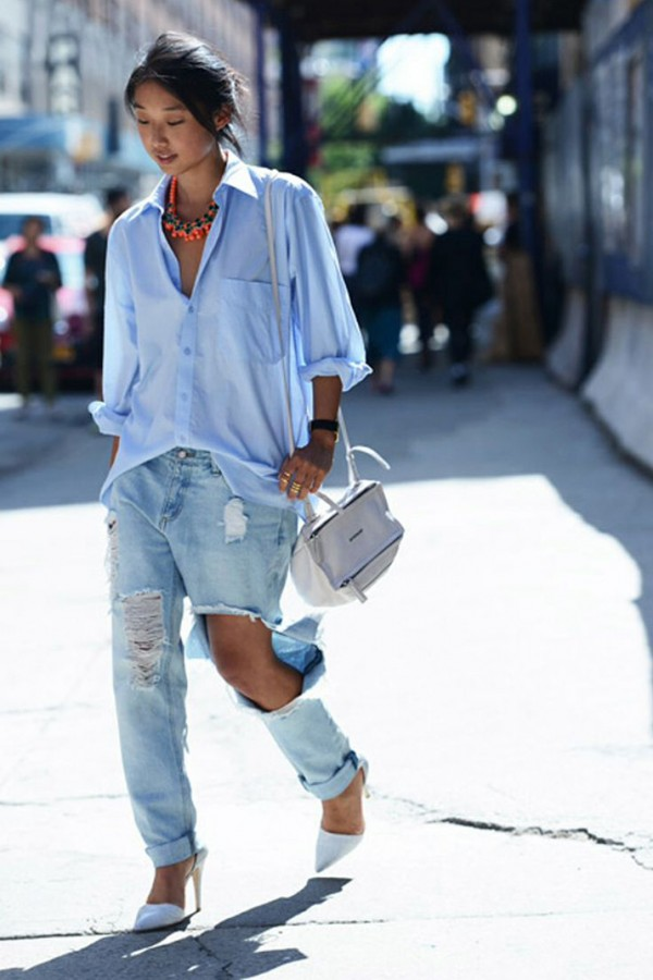 30 Ripped Jeans Outfit That Ll Make You Want To Wear Every