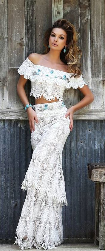 40 Of The Most Popular Boho Chic Fashion Ideas For Women ...