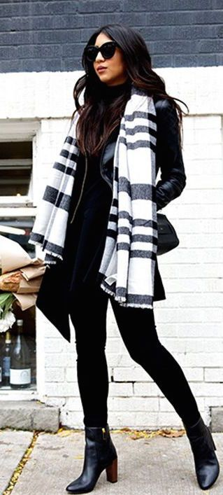 50 Inspiring Fall Winter Style Fashion Trends For Women's ...