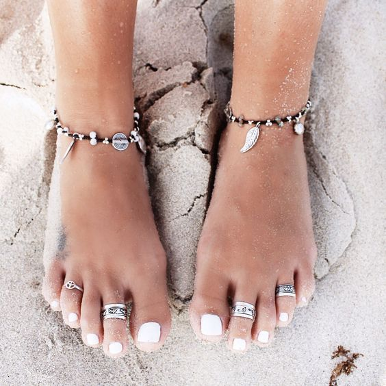 25 Beautiful Anklets For Ladies Who Love Fashion Ecstasycoffee
