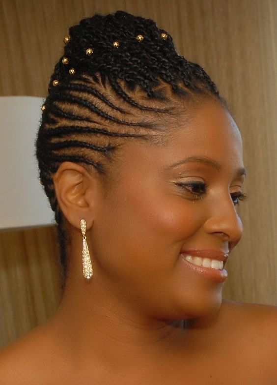 Foyer Rug Quiche : Half up down hairstyles for older women