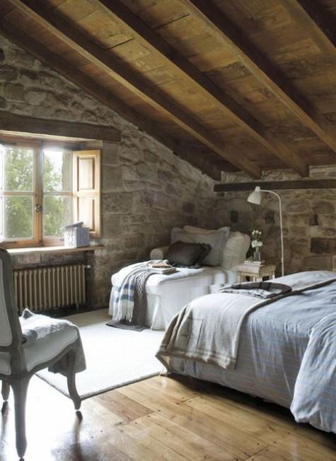 Rustic Kids Bedrooms 20 Creative Cozy Design Ideas: 50 Beautiful Attic Bedroom Designs And Ideas