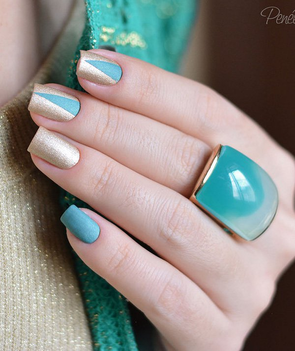 40 Best Fall Winter Nail Art Designs To Try This Year Ecstasycoffee