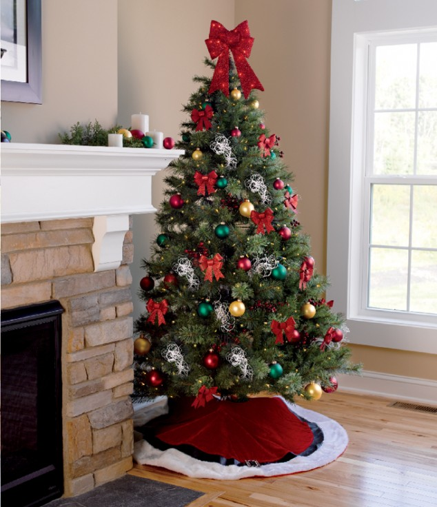 Most Popular Christmas Tree: 60+ Christmas Trees Beautifully Decorated To Inspire