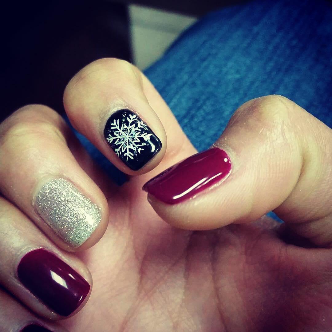 40 Best Shellac Nail Art Design Ideas