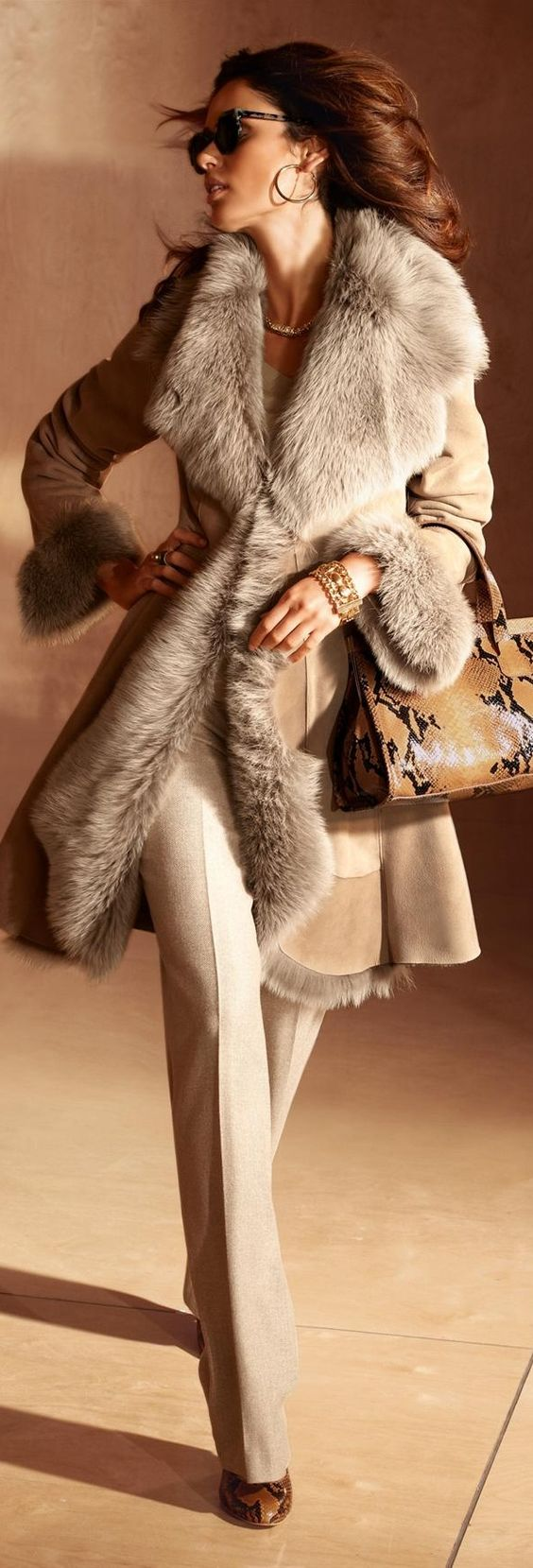 50 Chic Fall Winter Fur Coats Ideas Ecstasycoffee