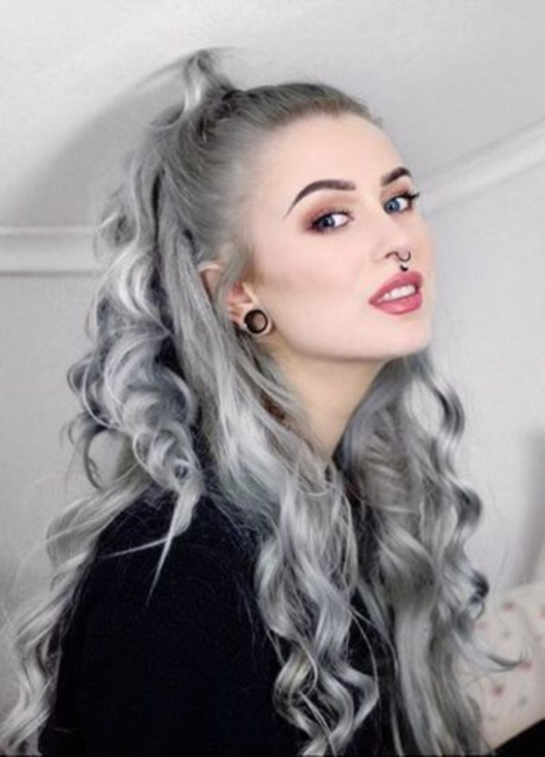 40 Cool Grey Hairstyles Ideas