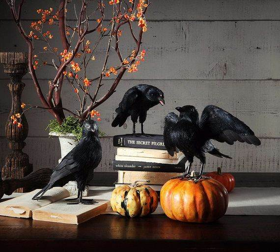 40 Awesome Fall And Halloween Decor Ideas Ecstasycoffee