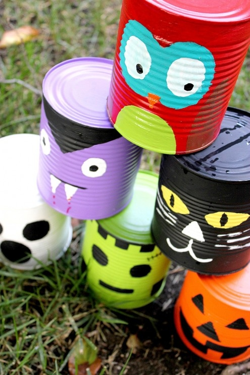 25 Crafty DIY Projects Using Tin Cans | DIY Cozy Home