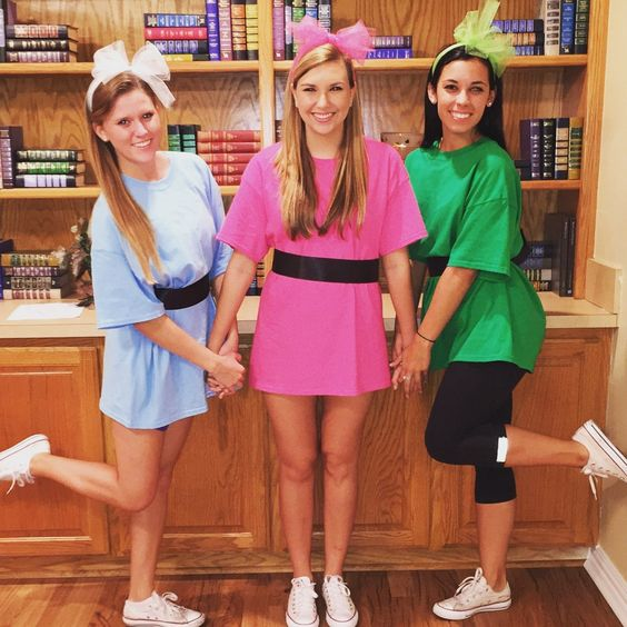 50 Bold And Cute Group Halloween Costumes For Cheerful