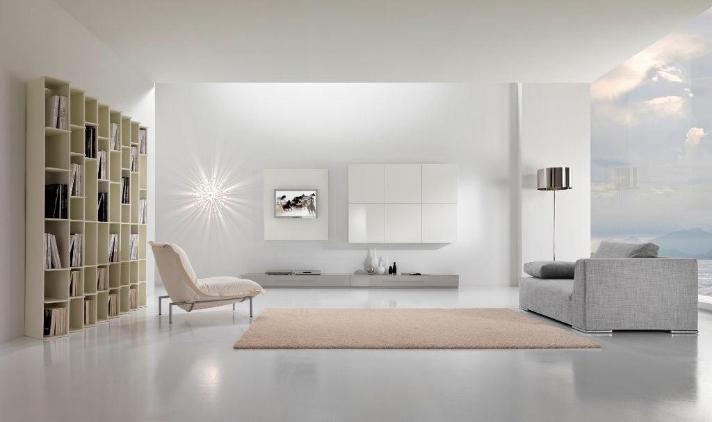 Living Room Minimalist Design Part - 42: ... Minimalist-living-room-ideas1 ...