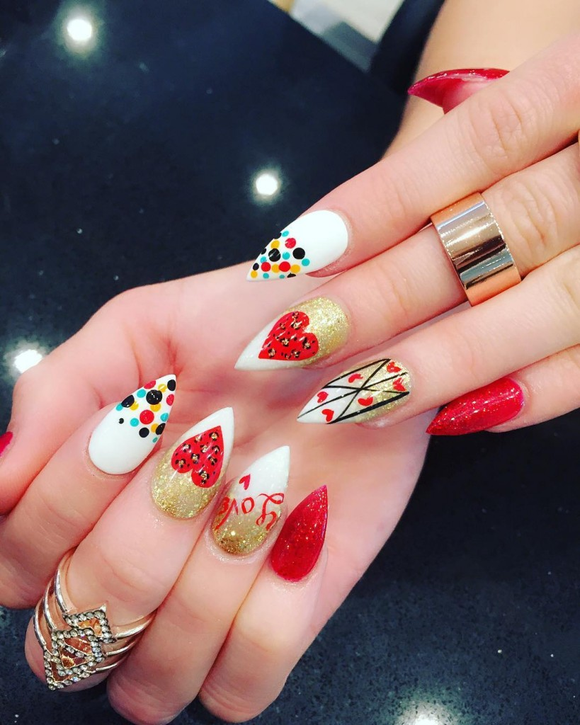 Mix · 30 Awesome Nail Extensions Design You May Like