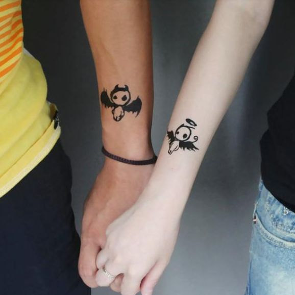 22 Tattoos That Will Make You Want To Turn Your Body Into: 40 Romantic Valentine's Day Tattoos Ideas