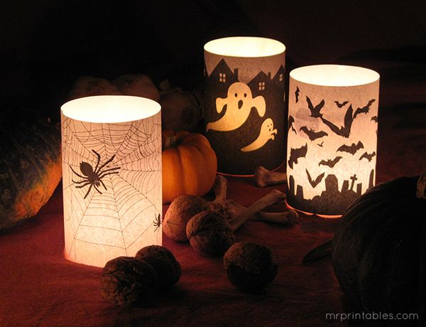 30 Amazing Candle Holder Ideas For A Scary Halloween