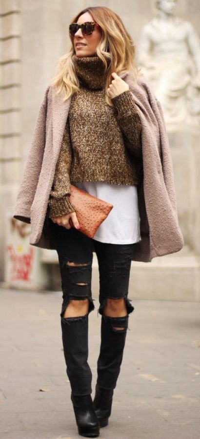 60 Stylish Winter Outfits To Try This Year Ecstasycoffee