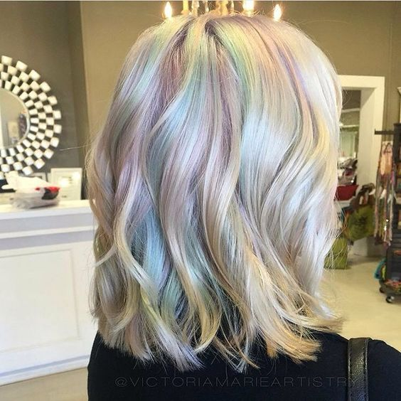 50 expressive opal hair color for every occasion