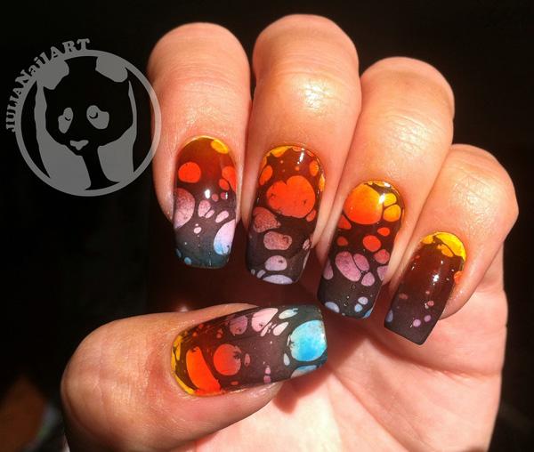 30 Amazing Rhinestone Nail Art Designs Ecstasycoffee: 30 Amazing Rhinestone Nail Art Designs