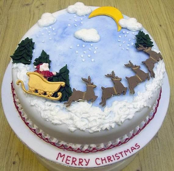 Cake Table Ideas For Christmas Festival