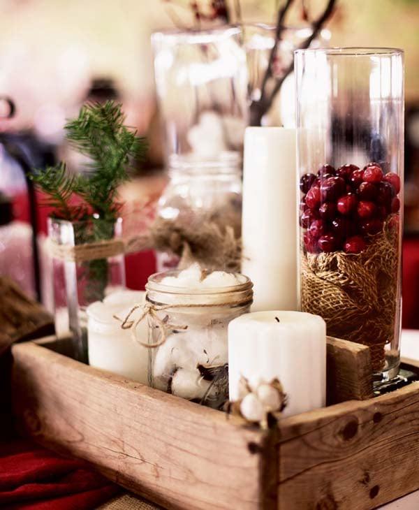 50 Great Easy Christmas Centerpiece Ideas: 50+ Inspiring Christmas Centerpieces Ideas