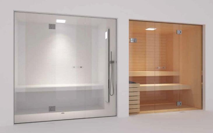 Fresh Steam Shower Bathroom Design Trends, Bathroom Steam Room Shower